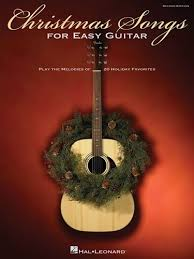 50 christmas favorites by alfred music paperback $15.98. Amazon Com Christmas Songs For Easy Guitar 9780793519606 Hal Leonard Corp Books