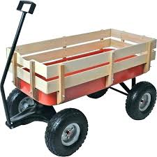 wooden garden carts for all terrain wagon lb capacity northern tool cart used garden carts