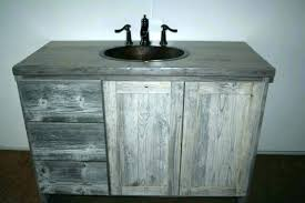 Rustic double bathroom vanity Country French Double Sink Weathered Bathroom Vanity Weathered Bathroom Vanity Astounding Wood Of Gray Distressed Home And Rustic Double Bathroom Vanity Weathered Weathered White Better Homes And Gardens Weathered Bathroom Vanity Weathered Bathroom Vanity Astounding Wood