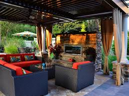 outdoor fireplace costs