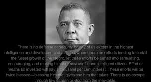 Booker T Washington Quotes Adorable Booker T Washington The Atlanta Compromise Speech 48 The