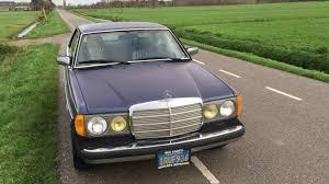 1985 Mercedes 300CD - YouTube