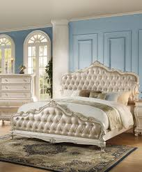 Full Size of Furniture, White queen bed frame metal bed frame full white bed  frame ...