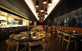 decorating best restaurant architecture design with round table and cool lighting how to