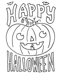 Small Picture Halloween Coloring Pages for Contests Fun for Halloween