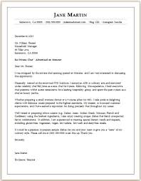 Chef Cover Letter Formal Screenshoot Helendearest