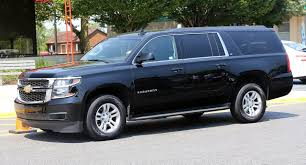 Chevrolet Suburban - Wikiwand