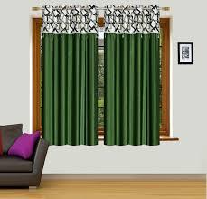 Designer Curtains Flipkart Ville Style 153 Cm 5 Ft Polyester Window Curtain Pack Of