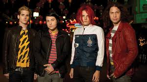 <b>My Chemical Romance</b> Have Shared Their First Reunion Photo ...
