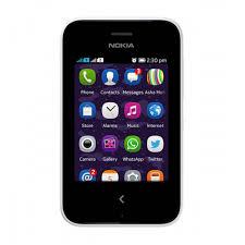 Nokia Asha 230, White - (Available) in ...