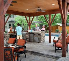 Outdoor Kitchen Roof Our Outdoor Kitchens Are Designed To Harness All The Flavors Of