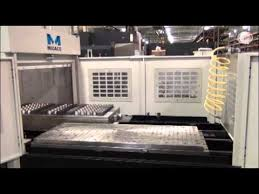 machining center pallet. efficient part production with vertical machining center pallet changer d