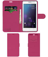Xolo X910 Flip Cover by ACM - Pink ...