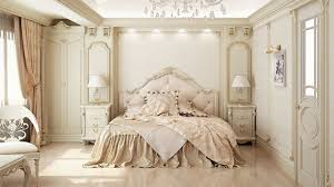 Bedroom In French Simple Decorating Design