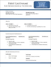 ... Free word cv resume template #175 ...