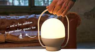 portable garden lights light to go