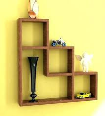 wooden wall bookshelf l shaped bookshelves wooden wall bookshelf l shaped shelf by home sparkle wooden wall bookshelf