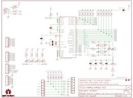 fisher control box wiring diagram fisher automotive wiring diagrams makey makey shield for arduino schematic