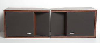 bose 201 series iii. bose 201 series ii vintage bookshelf speakers - one pair clean iii