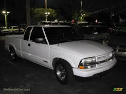 2002 Chevrolet S10 LS Extended Cab in Summit White - 129556 | Jax ...