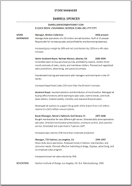sample cover letter for fashion merchandising s associate resume sample