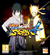 naruto shippuden ultimate ninja storm 4 free
