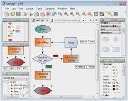 Basic Flowchart Flow Chart Making Program Fabulous Basic Flowcharts In Microsoft