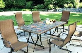 stone top patio table high top modern outdoor ideas medium size high top patio table sets
