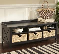 ... Storage Ideas, Inspiring Shoe Storage Bench Ikea Home Ideas With  Hampers And Books And Shoes ...