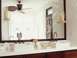 Oil-Rubbed Bronze Bathroom Fixtures | HGTV