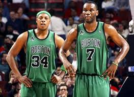 kendrick perkins weight loss. Unique Kendrick Al Jefferson And Paul Pierce And Kendrick Perkins Weight Loss R