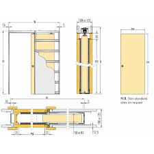 Tips & Ideas: Sliding Pocket Door Kit | Pocket Door Installation ...