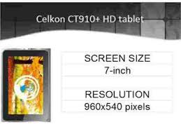 Celkon CT910+ HD Tablet Launched at Rs ...