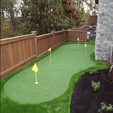 artificial turf yard. Brilliant Yard ARTIFICIAL TURF PUTTING GREEN KITS On Artificial Turf Yard