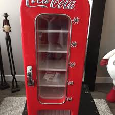Mini Coca Cola Vending Machine Inspiration Best Two Coca Cola Soda Mini Fridges Obo For Sale In Airdrie
