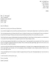 Executive Cover Letter Resume Cv Cover Letter