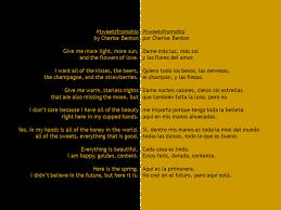 Spanish Love Quotes With English Translation Custom Spanish Romantic Poems