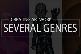 Image result for in several genres,