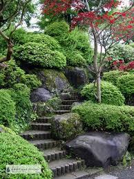 japanese rock garden natures rugged