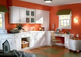 what color goes with orange walls wall color ideas kitchen orange walls white kitchen cabinets what color goes with orange walls