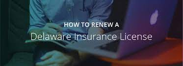 The credits and topics needed will be different for each state. Delaware Insurance Continuing Education Requirements A D Banker Company