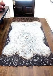 fur area rugs faux lambskin rug fur area rugs carpet sheep big faux fur area