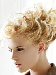 Short Hairstyles For Prom 95 Wonderful Curly Updo Hairstyles Short Hair