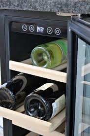 simple tutorial instructions to make a diy built in wine cooler in your kitchen built