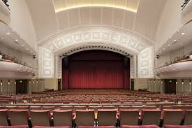 Newmark Theater Portland Seating Chart University Of Minnesota Northrop Auditorium Revitalization