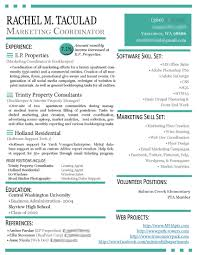 Example Of Resume With Ksas