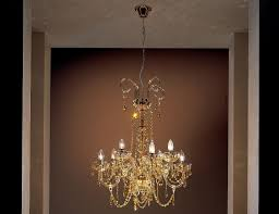 image of great swarovski crystal chandelier