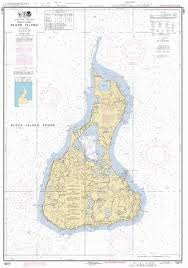 Block Island Ri Marine Chart Nautical Charts App In 2019