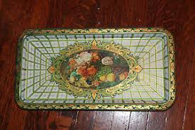 Daher Decorated Ware Tray Made In England Vintage 60's Daher decorated ware tray made in England eBay 29