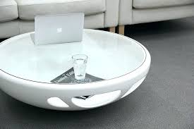 white glass coffee table white center table modern round white coffee table black white table centerpieces white wood round coffee table